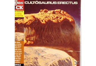 Blue Öyster Cult - Cultoesaurus Erectus - LTD Vinyl Replica  - (CD)