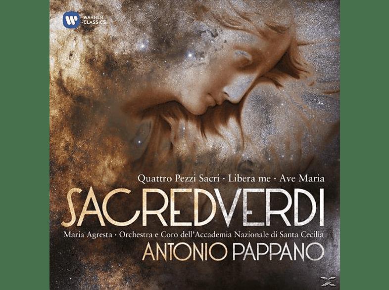 Coro Dell'accademia Nazionale Di Santa Cecilia - Sacred Verdi [CD]