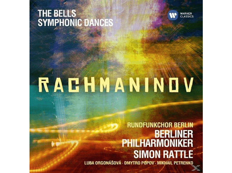 Berliner Philharmoniker - Die Glocken, Sinfonische Tänze [CD]