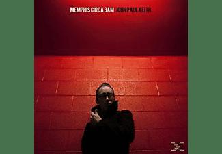 John Paul Keith - Memphis Circa 3am  - (CD)