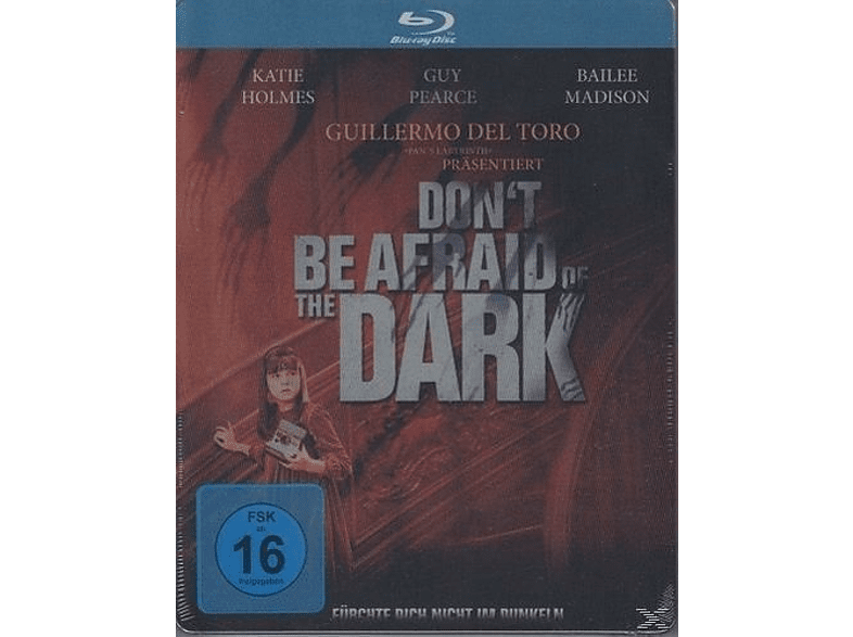 Don't Be Afraid Of The Dark (Steelbook Edition) [Blu-ray]
