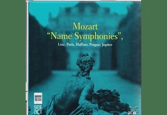 Mozart Akademie Amsterdam - Mozart: Name Symphonies [Doppel-Cd]  - (CD)