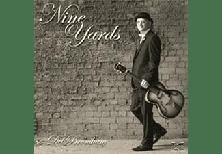 Del Bromham - Nine Yards  - (CD)