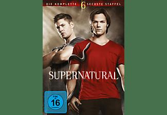 Supernatural - Die komplette 6. Staffel DVD