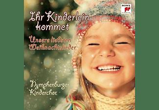 Nymphenburger Kinderchor - Ihr Kinderlein Kommet - Unsere Liebsten Weihnachtslieder  - (CD)
