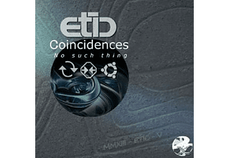 Etic - Coincidences No Such Thing  - (CD)