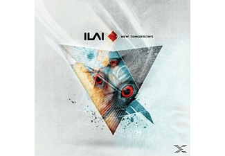 Ilai - New Tomorrows  - (CD)