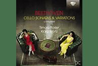 Klara Würtz, Timora Rosler - Cello Sonatas & Variations [CD]