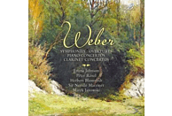 VARIOUS - Symphonies / Overtures / Piano Concertos / Clarinet Concertos [CD]