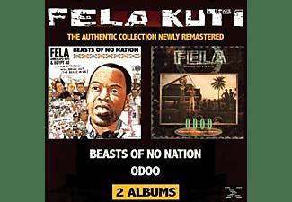 Fela Kuti - Beasts Of No Nation / O.D.O.O. (Remastered)  - (CD)