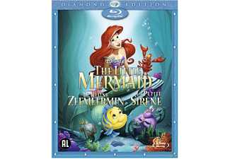 Kleine Zeemeermin Diamond Edition | Blu-ray