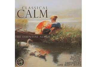 VARIOUS - Classical Calm  - (CD)