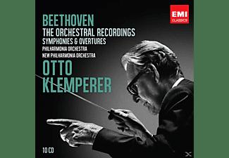 New Philharmonia Orchestra, The Philharmonia Orchestra - Sinfonien/Ouvertüren  - (CD)
