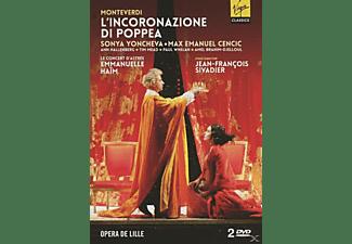 VARIOUS, Le Concert D`Astrée - Incoronazione Di Poppea  - (DVD)