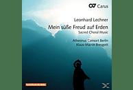 Athensius Consort Berlin - Mein süße Freud auf Erden - Sacred Choral Music [CD]