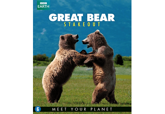 BBC Earth - Great Bear Stakeout | Blu-ray