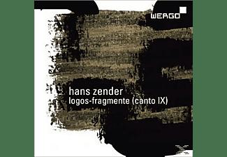 SWR Vocalensemble Stuttgart. SWR Sinfonieorch., Vocalensemble Stuttgart/Sinfonieorchester Baden-B - Logos-Fragmente (Canto IX)  - (CD)