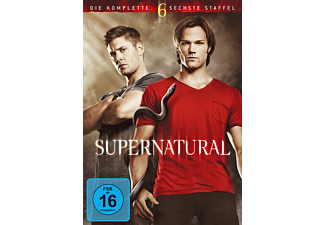 Supernatural - Staffel 6 [DVD]