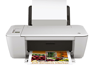 Impresora multifunción - HP Deskjet 2540 All-in-One, inalámbrica