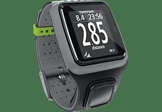 Reloj deportivo - Tom Tom Runner Gris GPS con pulsómetro