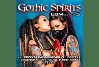 VARIOUS - Gothic Spirits Ebm Edition 5 [CD]