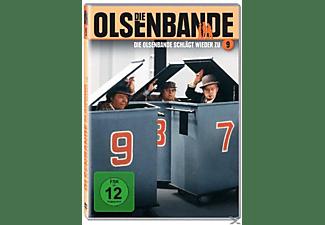 09 - Die Olsenbande schlägt wieder zu DVD