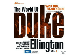 WDR Big Band Köln - The World Of Duke Ellington Part 2  - (Vinyl)