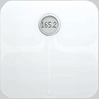 FITBIT FB201W-EU Aria digitale WiFi Personenwaage, WiFi Personenwaage, Weiß