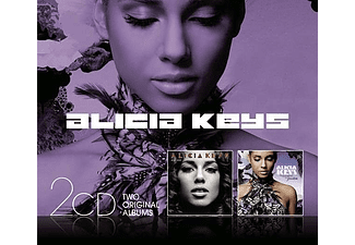Alicia Keys - As I Am - The Element of Freedom (CD)
