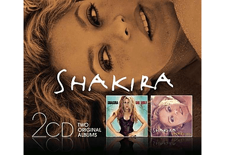 Shakira - She Wolf - Sale El Sol (CD)