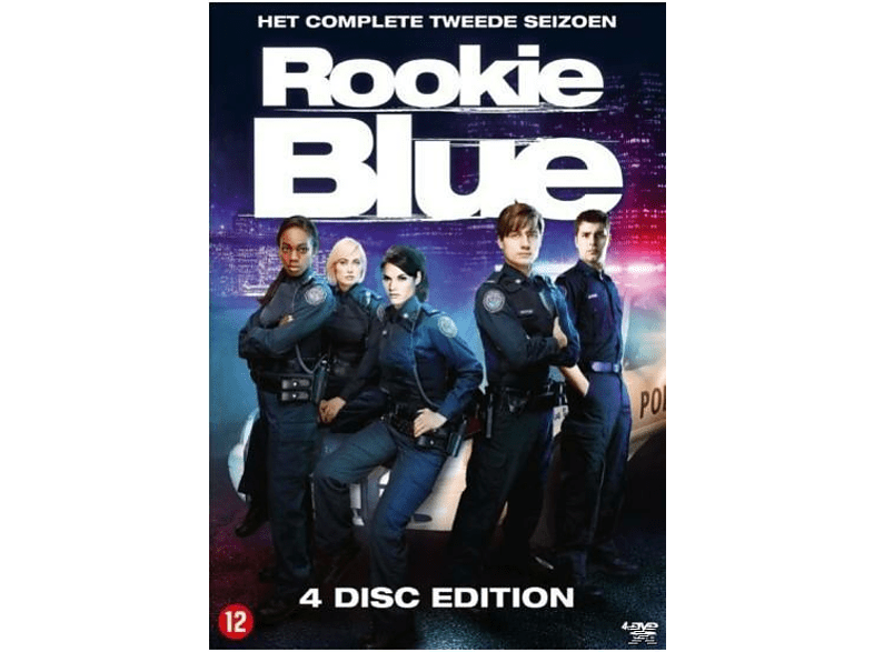 Rookie Blue - Seizoen 2 - DVD