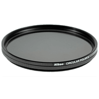 NIKON FTA16701 Zirkular-Polfilter 72 mm