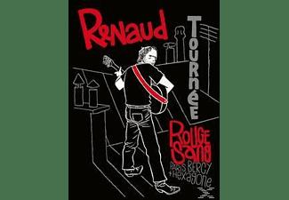 Renaud - Tournee Rouge Sang (Standard)  - (DVD)