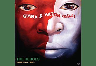 Simba & Milton Gulli - HEROES-TRIBUTE TO A TRIBE  - (CD)