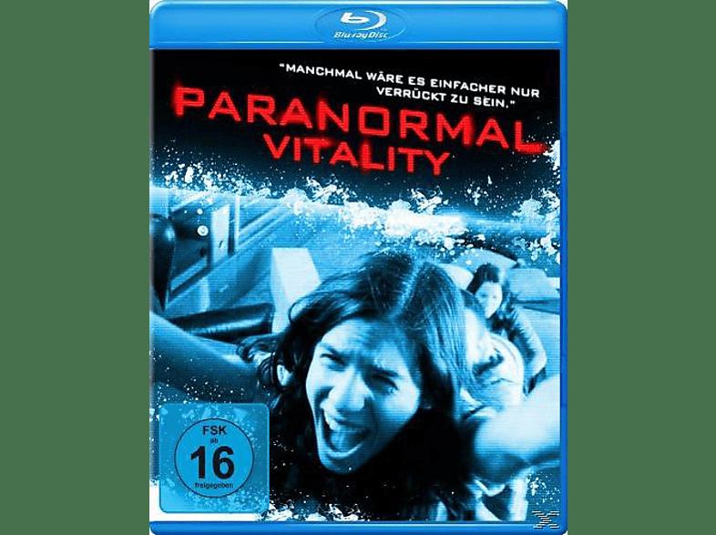 Paranormal Vitality [Blu-ray]