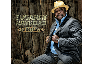 Sugaray Rayford - Dangerous  - (CD)