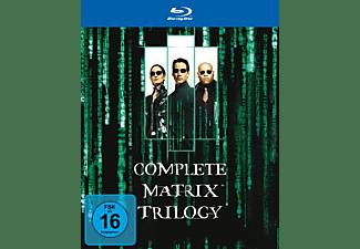 Matrix The Complete Trilogy Box [Blu-ray]