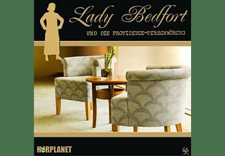 Lady Bedfort 66: Die Providence-Verschwörung  - (CD)