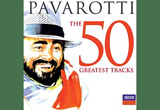 Luciano Pavarotti - 50 GREATEST TRACKS [CD]