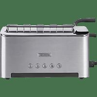 KENWOOD TTM 610 Toaster Silberminium gebürstet (1080 Watt, Schlitze: 1)