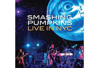 The Smashing Pumpkins - Oceania - Live In NYC (CD + DVD)