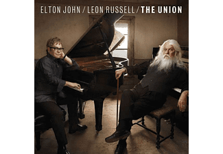 Elton John & Leon Russell - The Union (CD)