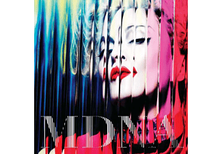 Madonna - MDNA - Deluxe Edition (CD)