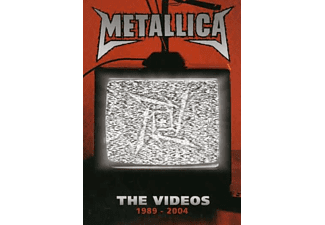 Metallica - The Videos (DVD)