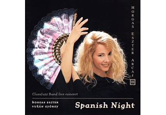 Horgas Eszter - Spanish Night (CD)