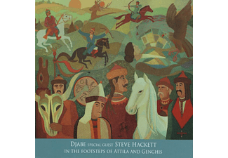 Djabe & Steve Hackett - In The Foosteps Of Attila And Genghis (CD)