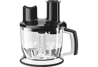 BRAUN MQ 70 Küchenmaschinen-Aufsatz Schwarz (Rührschüsselkapazität: 1,5 Liter)
