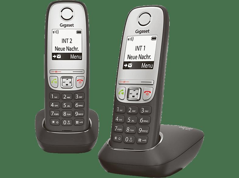 GIGASET A 415 Duo Schnurloses Telefon
