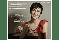 Tatjana Vassiljeva, Orchestre Royal de Chambre de Wallonie, Dumay Augustin - Cellokonzerte 1 & 2-Sinfonie K.201 [CD]