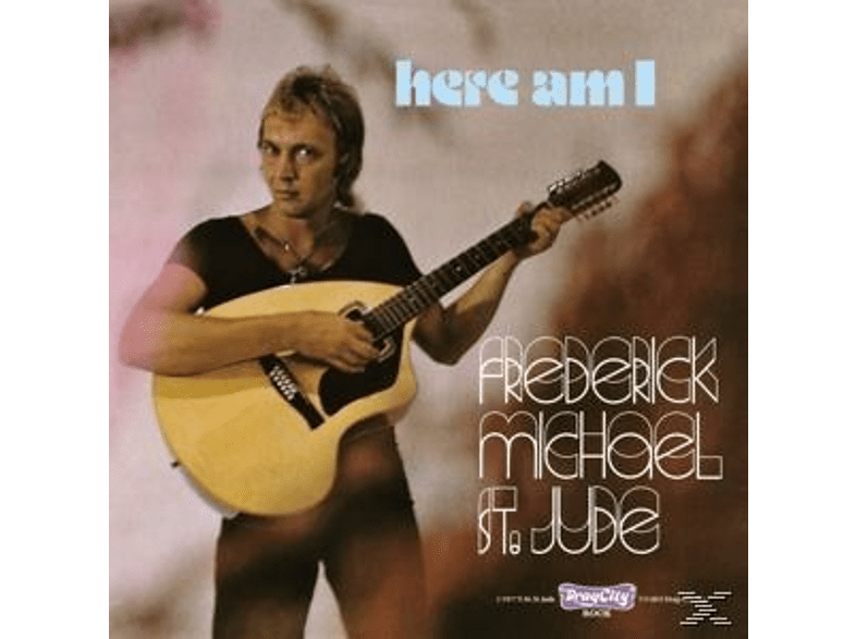 Frederick Michael St.jude - Here Am I [Vinyl]